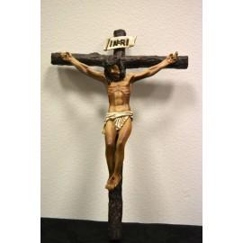 Figura de resina Cristo de la Buena Muerte 25cm