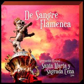 "CD + DVD ""De Sangre Flamenca"" de La Cena de León"